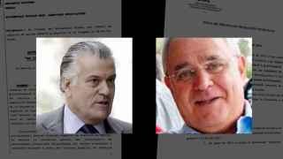 Luis Bárcenas y Andreu  Viloca.