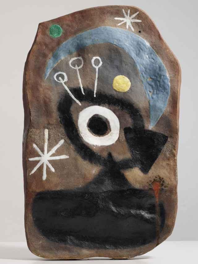 Estela (1956) de Joan Miró.