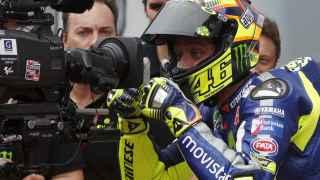 Valentino Rossi después de la carrera de Sepang / Reuters