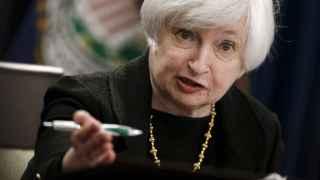 La presidenta de la Reserva Federal, Yellen