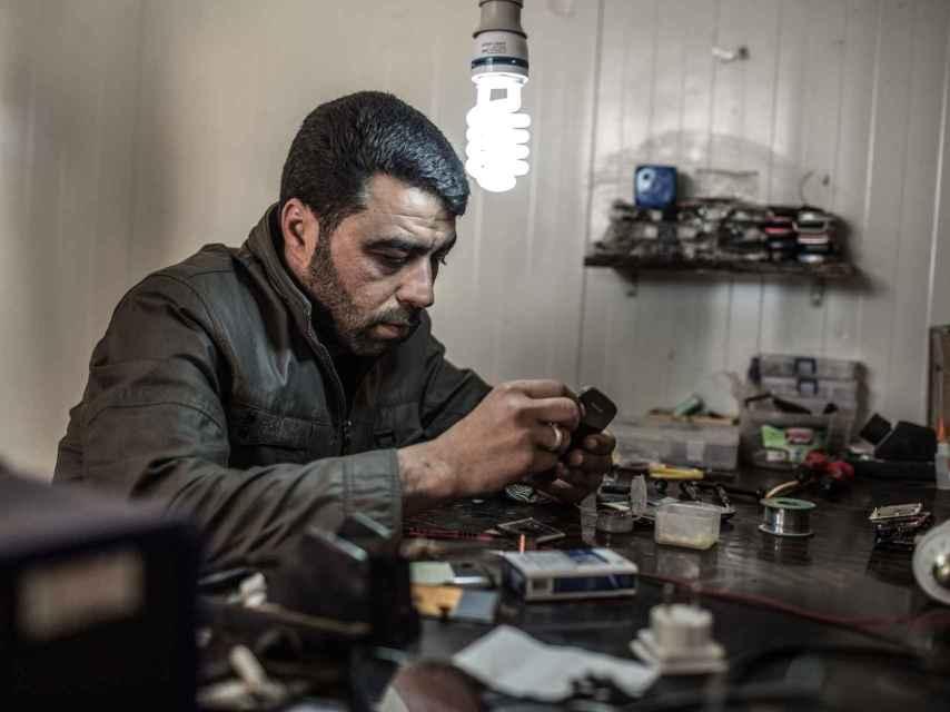 Maamun, protagonista del documental. / District Zero y Oxfam Intermon