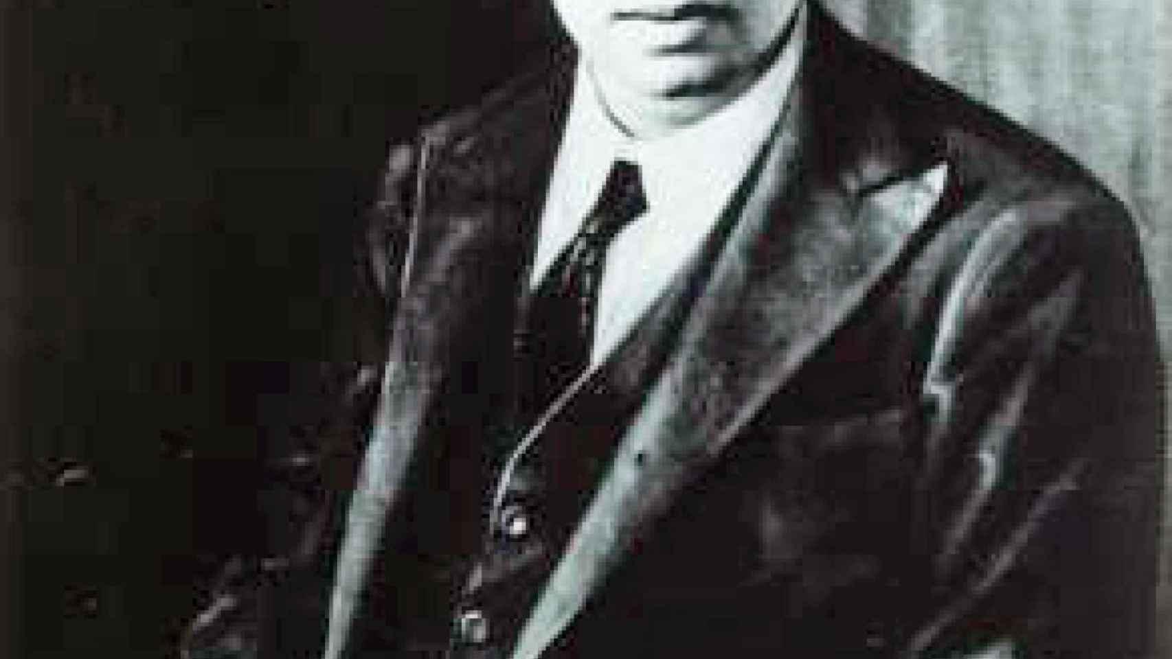 La vida de Ramanujan fue casi de novela.