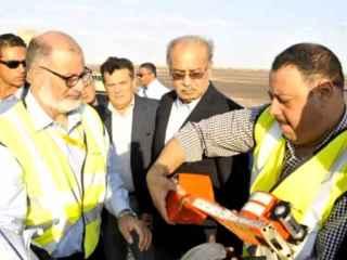Rescate de las cajas negras del avión siniestrado este sábado