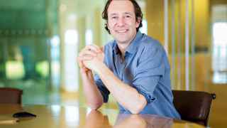 MIchiel Kotting, socio de Accel Partners en Londres.