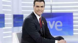 Sánchez respondió, como Rajoy, a las preguntas de Ana Blanco.