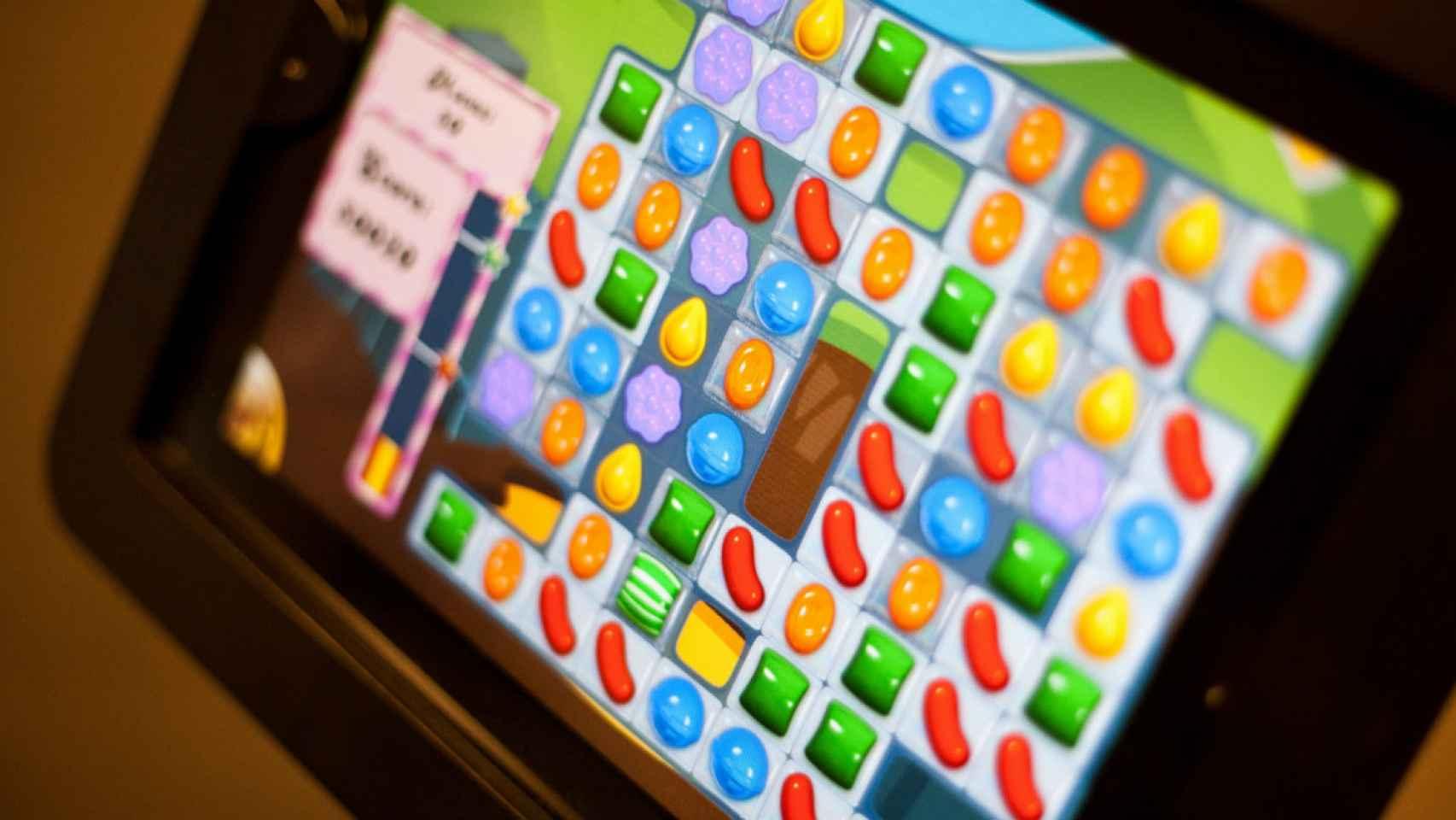 La milmillonaria venta de Candy Crush 'sacude' los juegos móviles