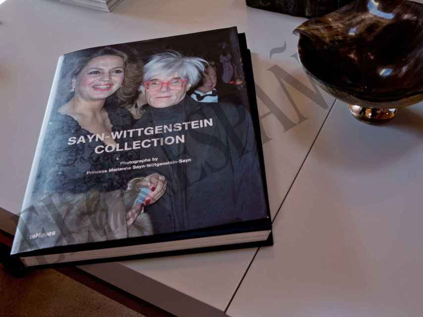 Portada del libro Zu Say-Wittgenstein Collection.