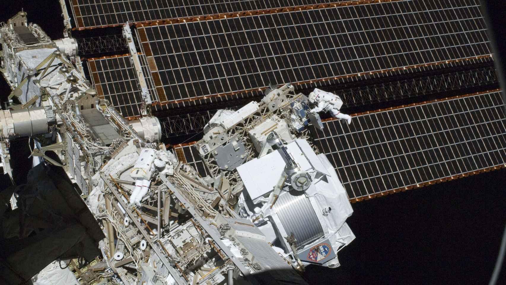 NASA/REUTERS