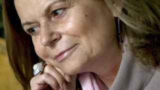 Carme Riera, ganadora del Premio Nacional de las Letras