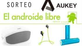 Sorteo: Todos estos accesorios de Aukey para tu smartphone