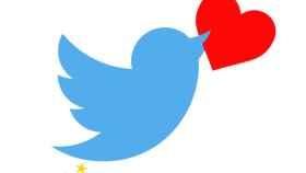 Twitter sustituye los favoritos por «Me gusta» en forma de corazones