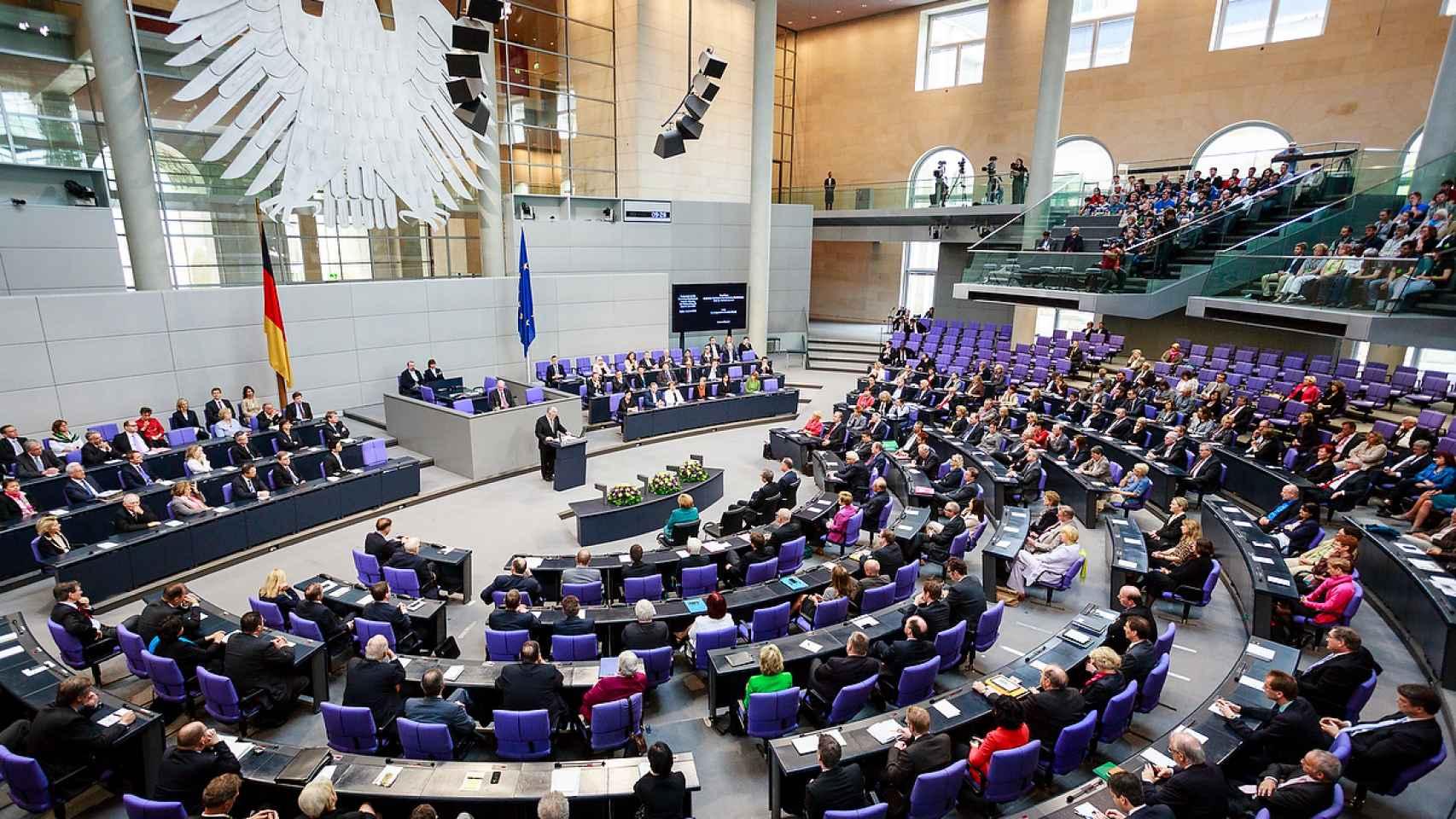 La ley de partidos alemana está a años luz de la española.