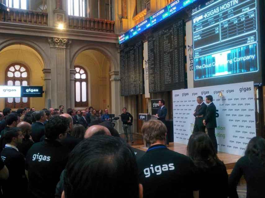 La historia de una 'startup' española hasta su salida a bolsa
