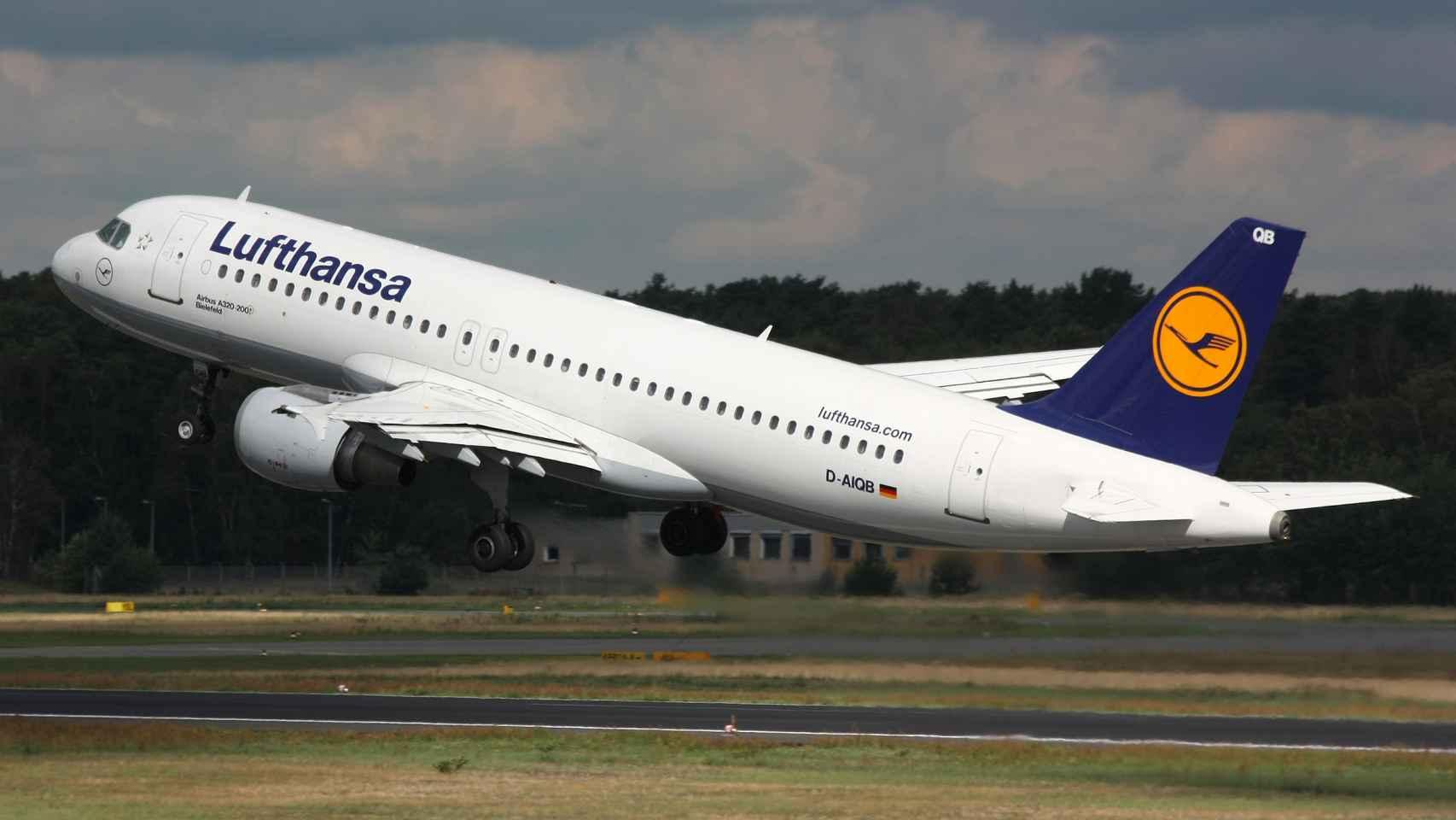 Lufthansa se alía con Google para impulsar las reservas de sus vuelos