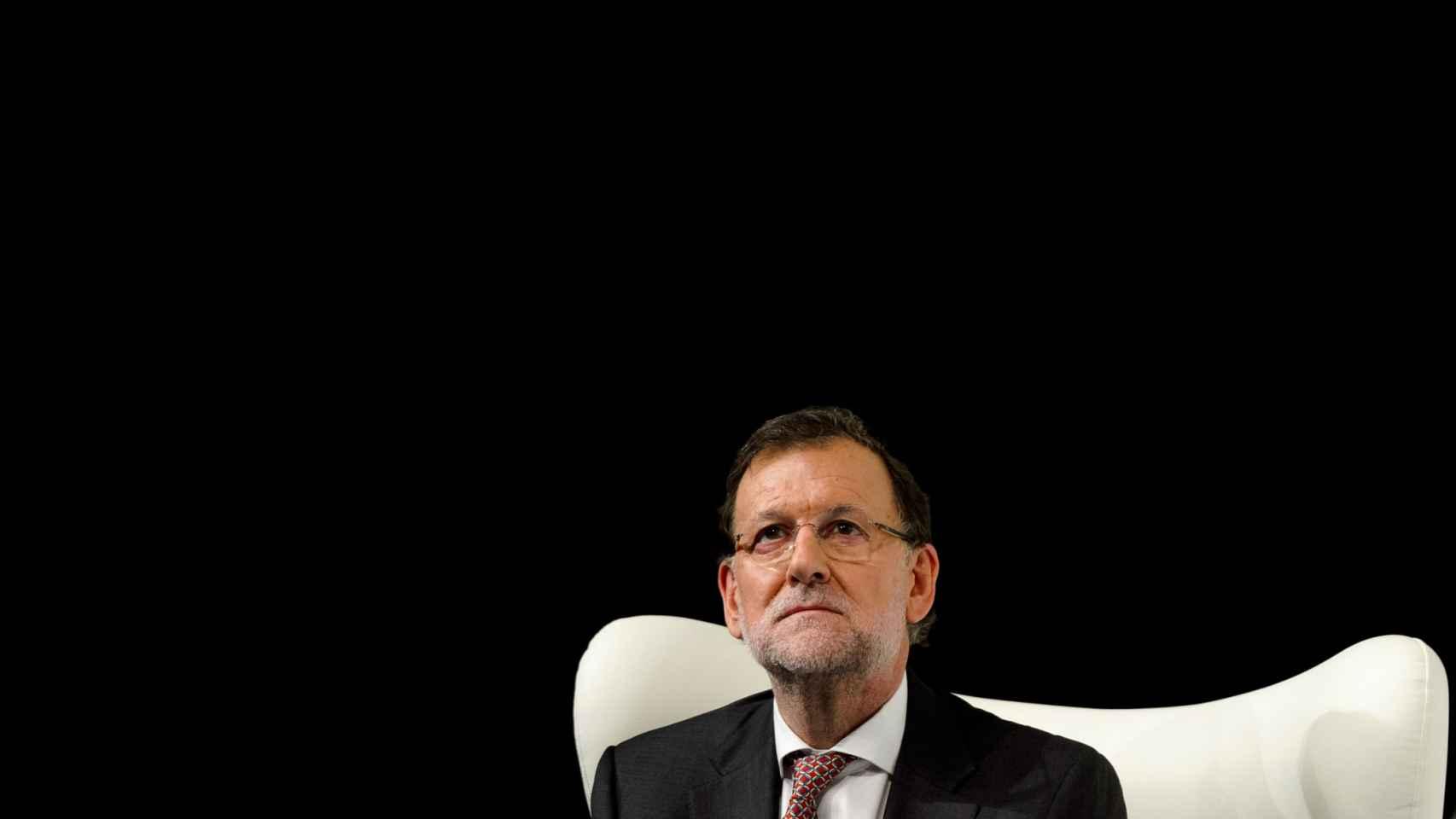 Rajoy, en el foro de El Mundo.