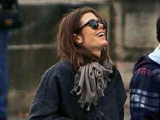 Carlota Casiraghi feliz con Lamberto Sanfelice