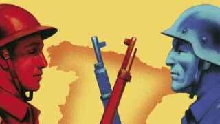 Imagen de la portada del libro de Pérez-Reverte y Fernando Vicente.