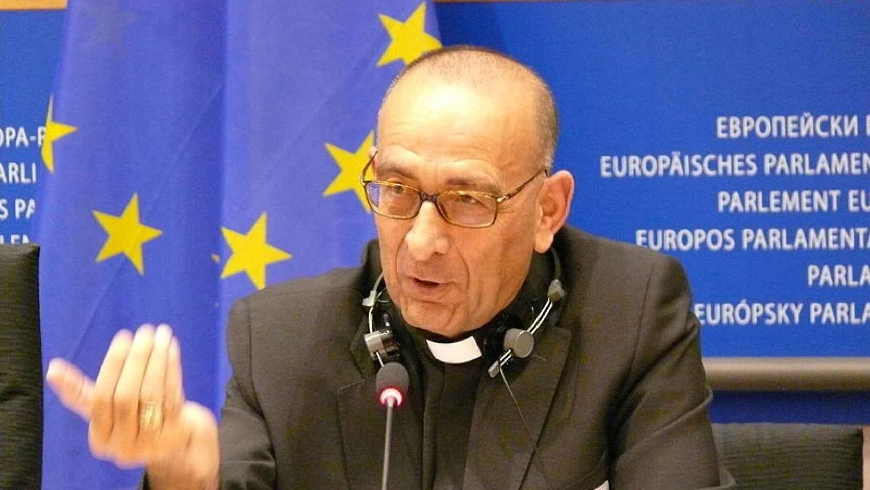 El arzobispo de Barcelona, Juan José Omella, ejerció de mediador.