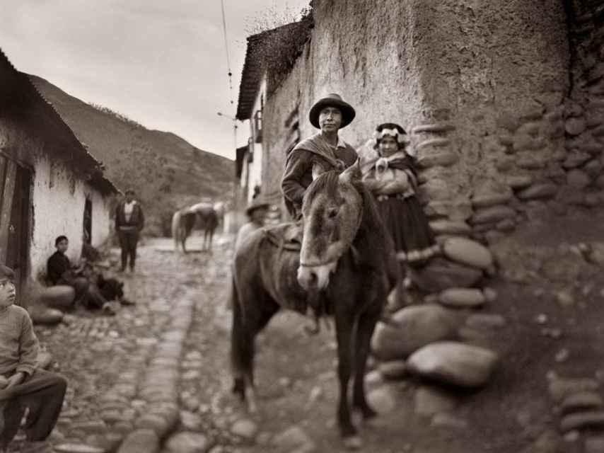Una de las imágenes de Perú, viaje al sol.