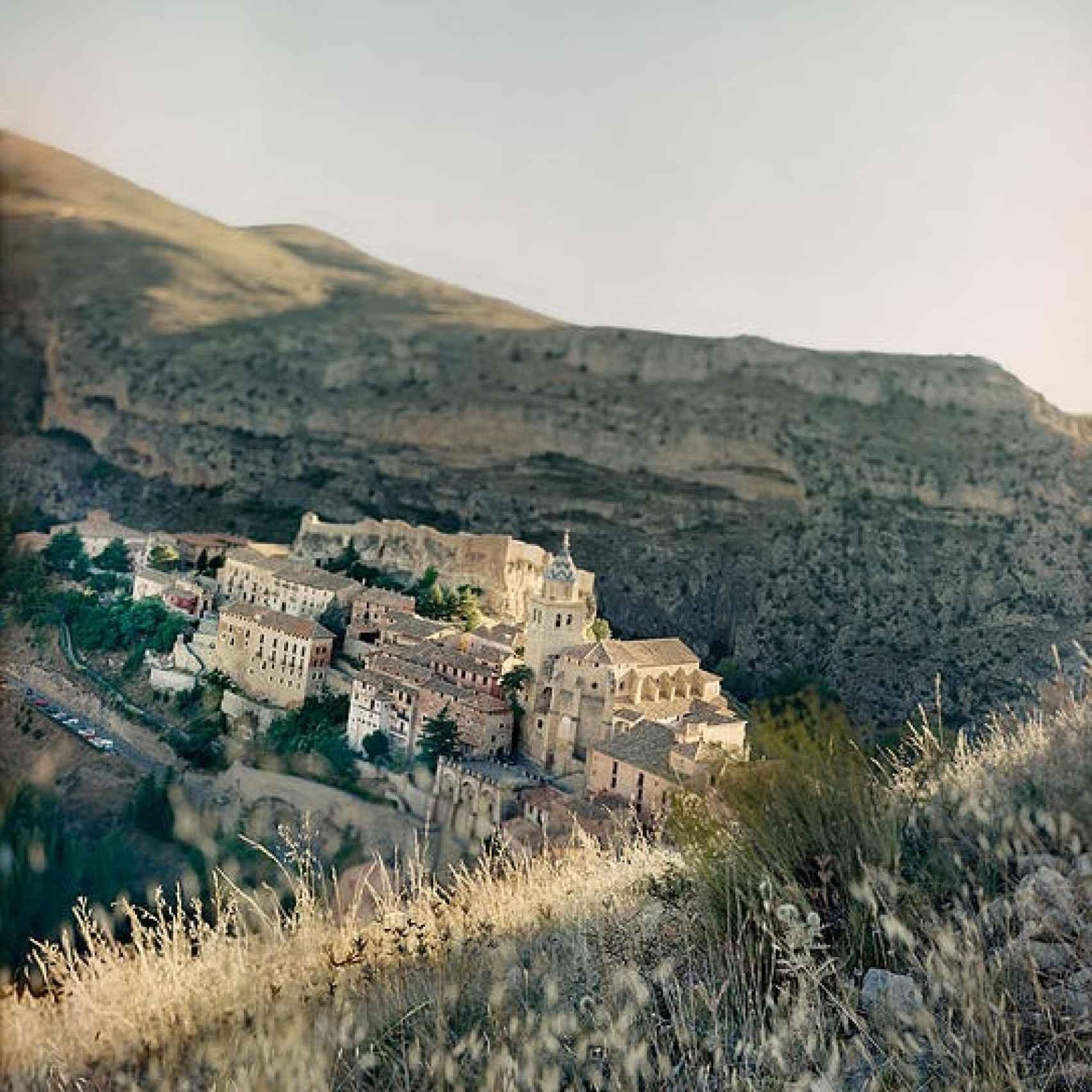 Una de las visiones del trabajo Albarracín.