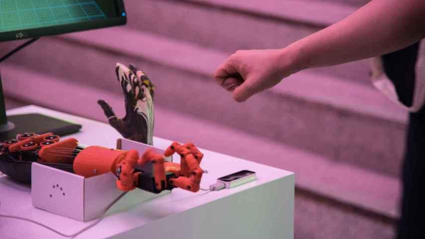Las manos biónicas podrían tener muchas ventajas.