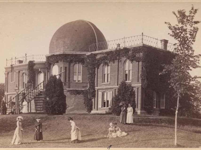 Observatorio de Vassar College.