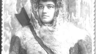 Josephine Peary, en una imagen de 1880