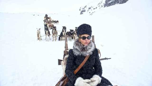 Juliette Binoche, como Josephine Peary en el filme de Coixet.