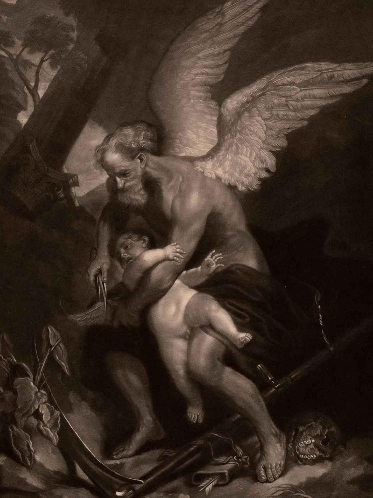 El Tiempo corta las alas de Cupido.