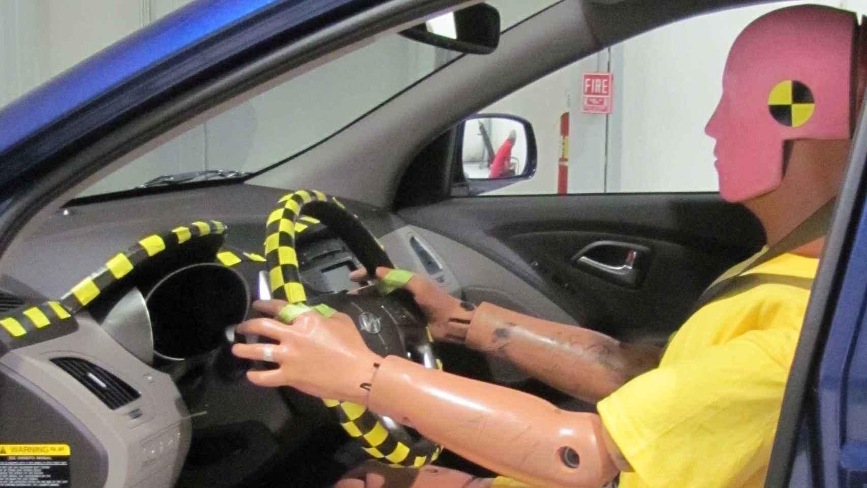 Evitemos los riesgos al volante