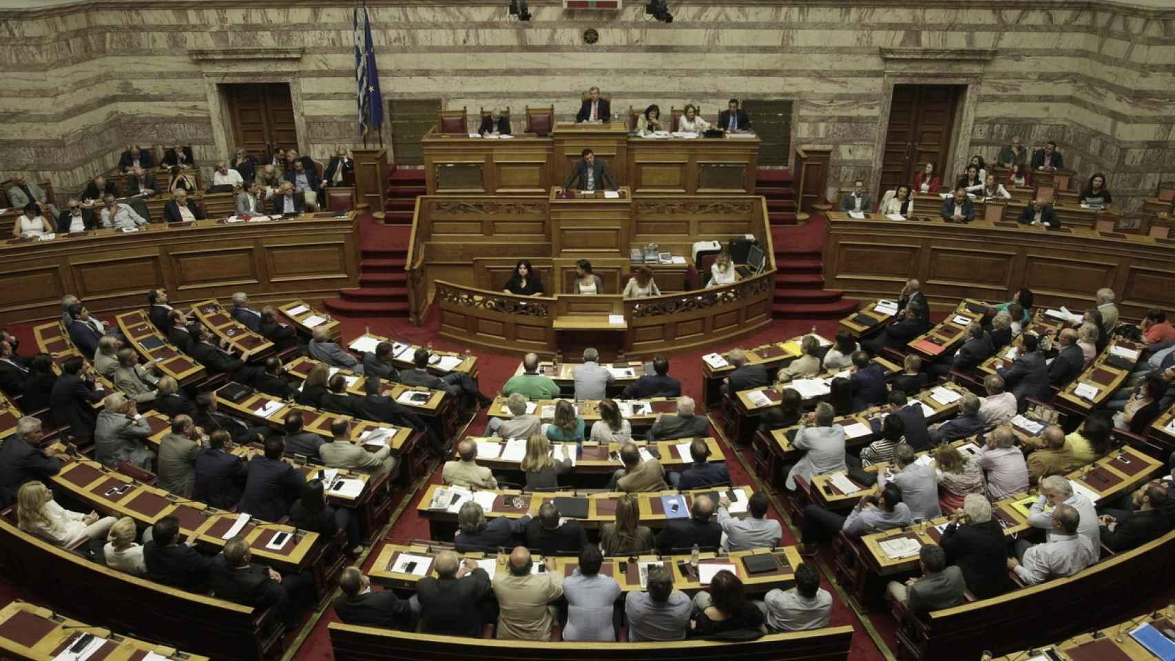 Pleno desde el Parlamento de Cataluña