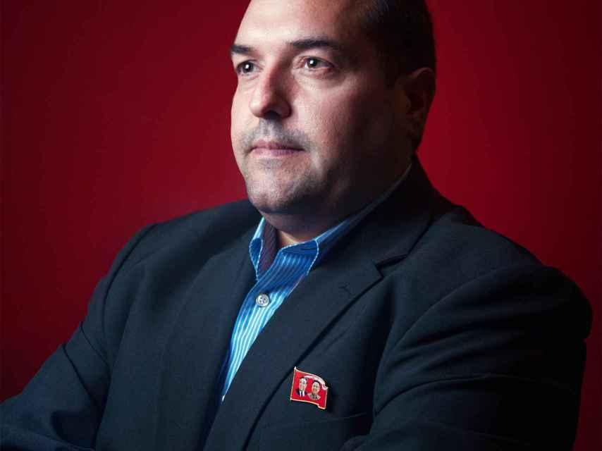 El representante de Pyongyang en España, Alejandro Cao