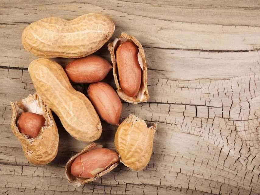 El cacahuete tiene un alto contenido proteínico y calórico.