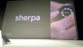 Sherpa entra en los wearables: El asistente de voz tendrá aplicación para Gear S2