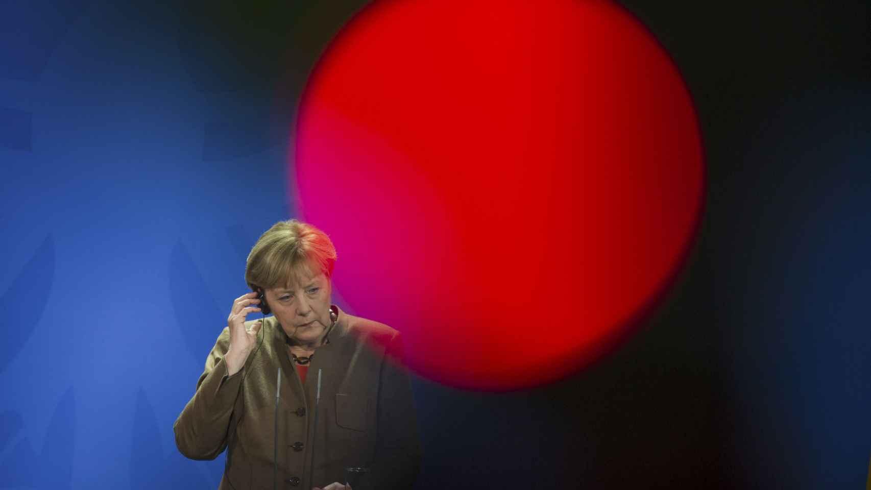 La canciller Merkel es la principal aliada de Reino Unido.