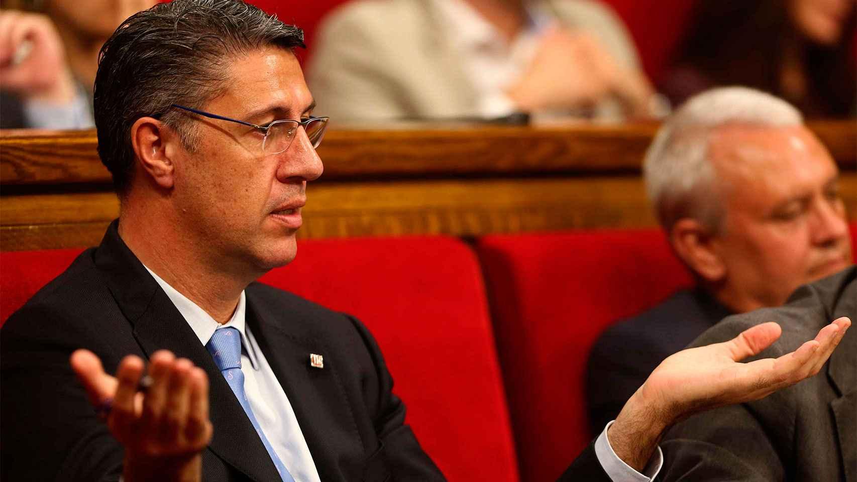 Xavier García Albiol pide explicaciones desde su escaño
