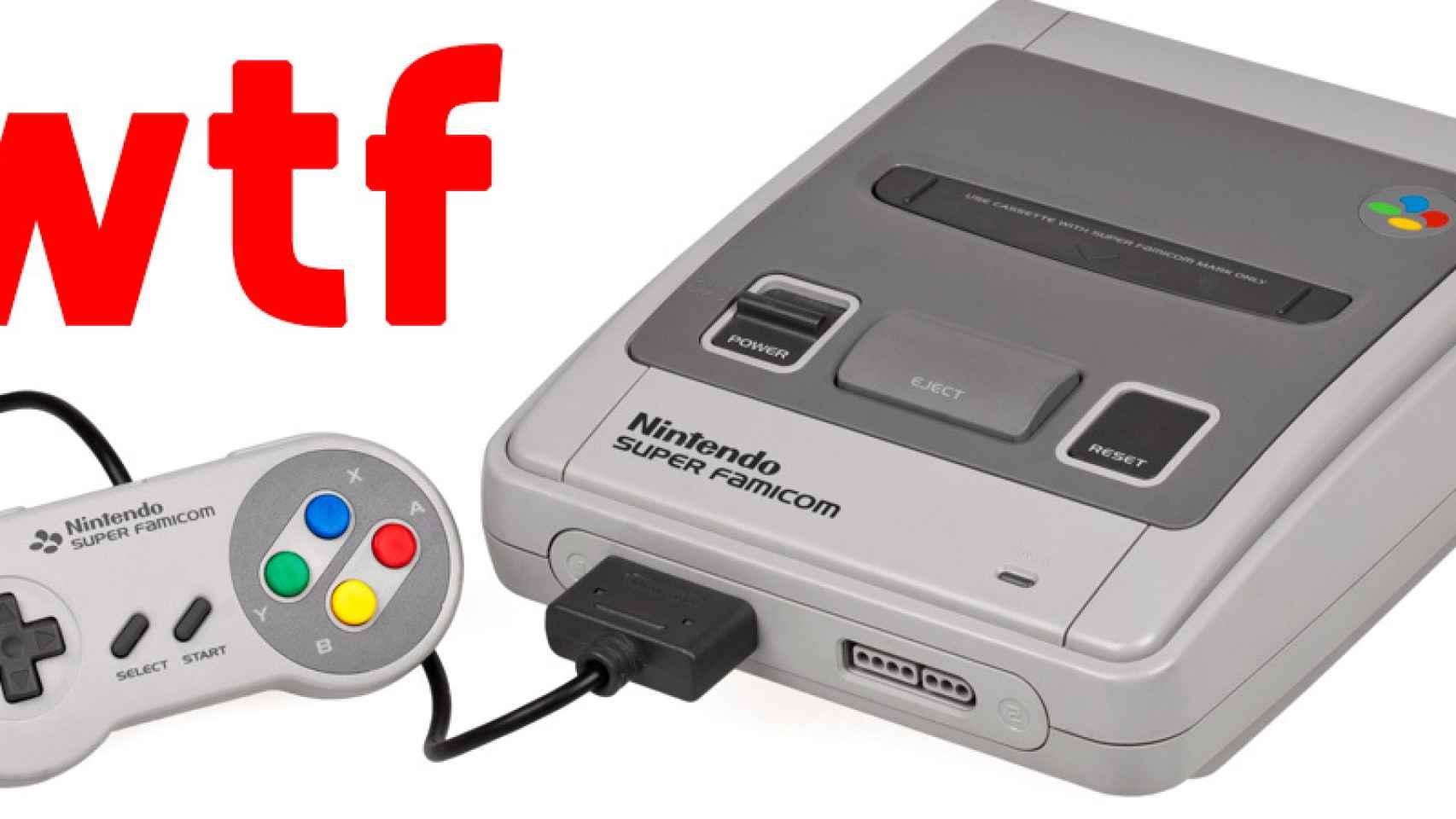 20 años sin apagar la Nintendo Super NES para no perder el progreso de la partida