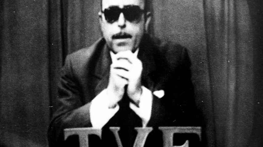 Matías Prats, en una imagen de archivo de TVE.