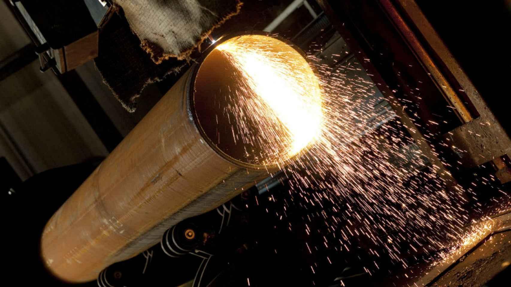 La siderurgia española atraviesa un momento muy delicado