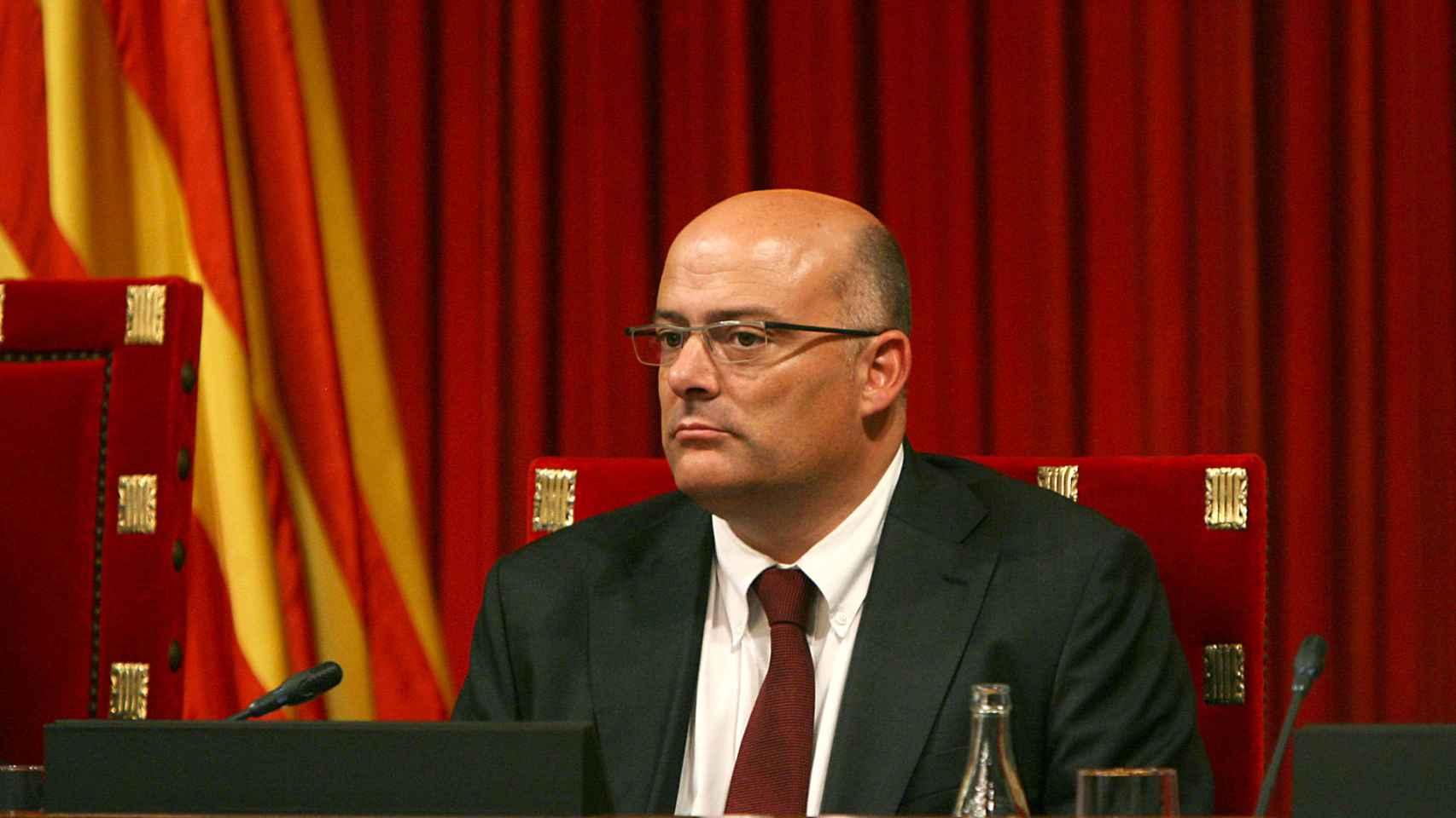 Lluis M. Corominas