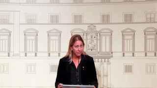 Neus Monté ha sido la encargada de valorar la decisión del Constitucional