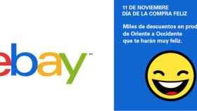 Aprovecha hoy las mejores ofertas del Día de la compra feliz en eBay