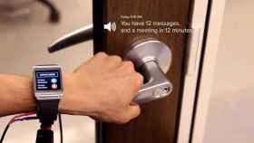 El smartwatch de Disney que puede reconocer lo que tocamos