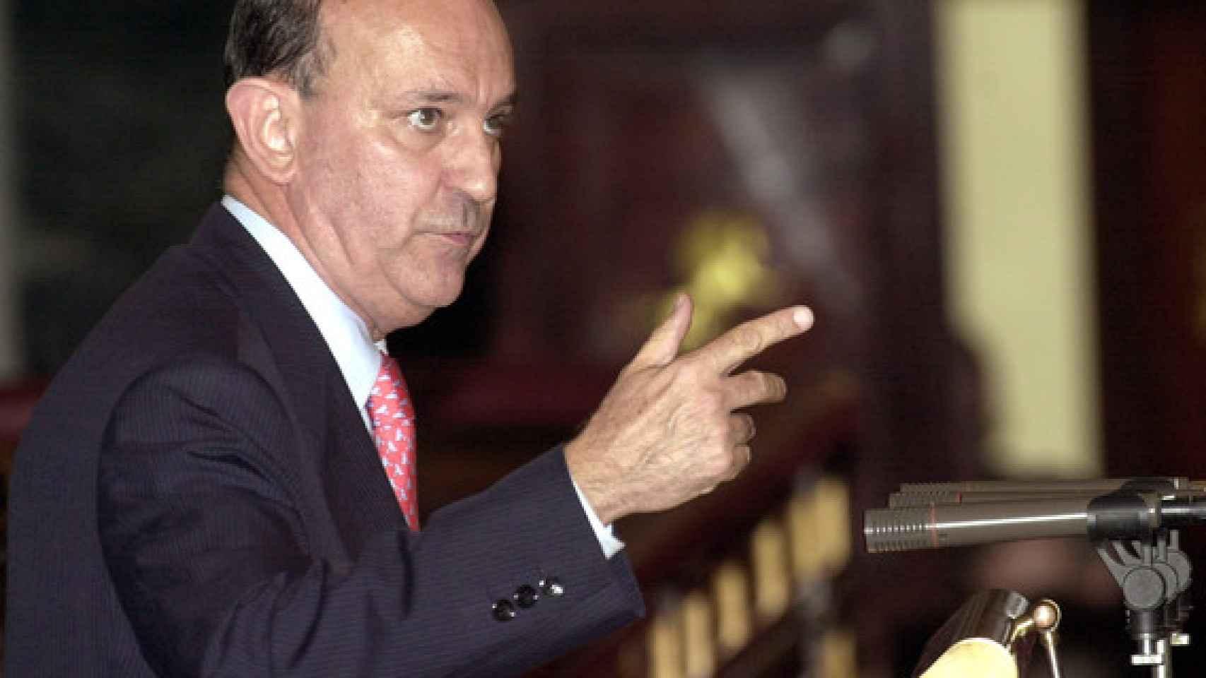 El magistrado del Constitucional, Andrés Ollero.