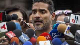 Gutiérrez debe entregar su cuaderno a los carceleros antes y tras las sesiones con su cliente.