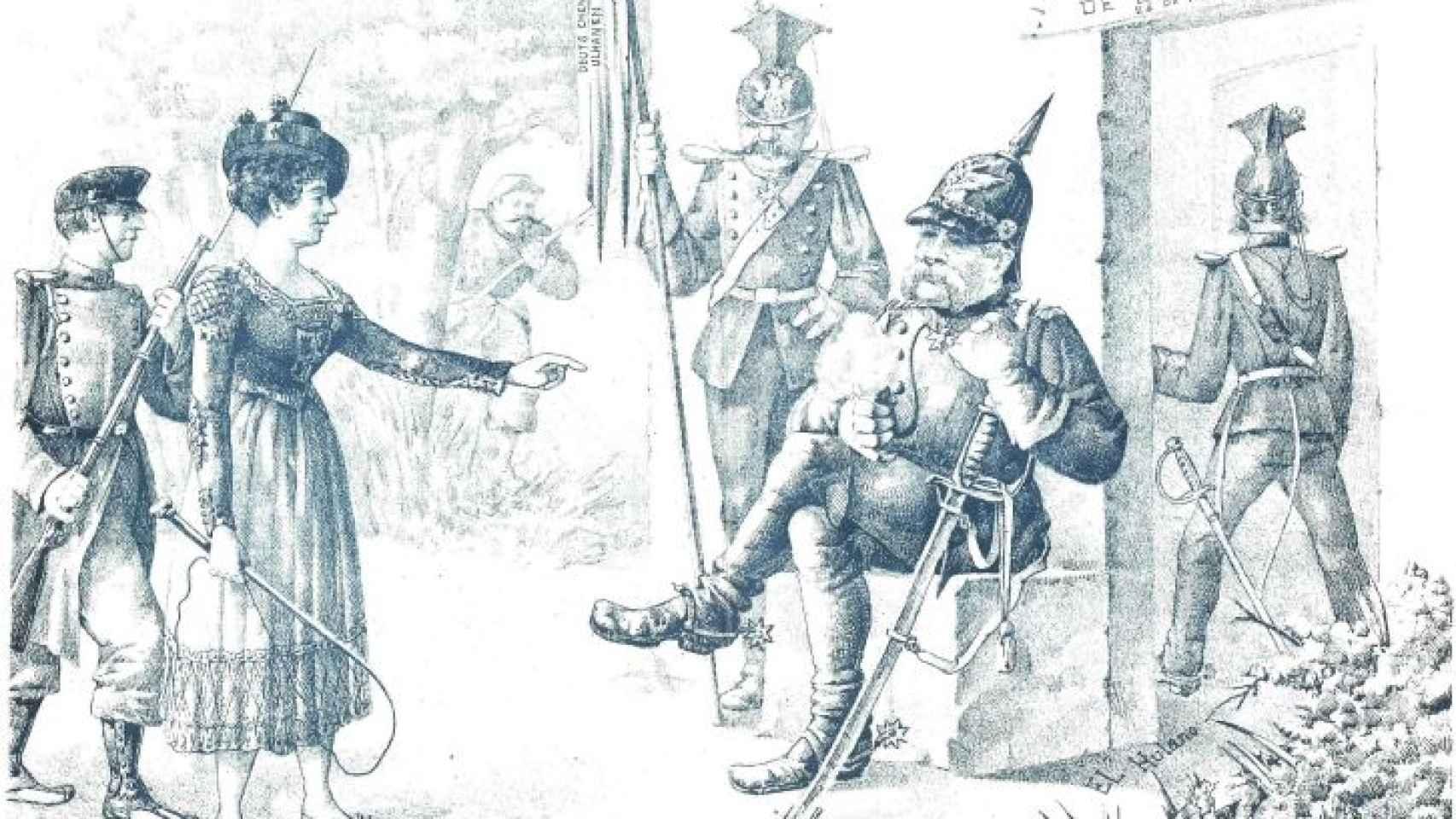 La crisis confirmó que la Armada española no era lo suficientemente moderna.