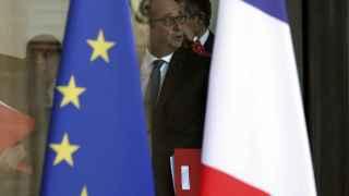 """Hollande ha calificado el 13N como un """"acto de guerra""""."""