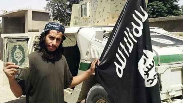 Abdelhamid Abaaoud, presunto autor intelectual de los atentados