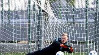 Ter Stegen ha encajado 7 goles en 4 partidos de Liga.