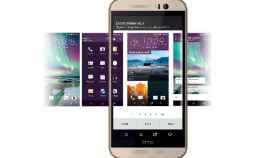 HTC One M9s, el hermano recortado del buque insignia de la marca